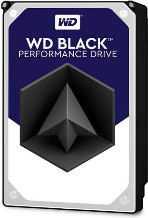 Western Digital WD Black™ Performance Desktop Hard Drive - 4 To - WD4005FZBX