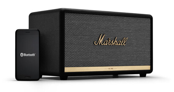 Marshall Stanmore II Bluetooth Speaker - Zwart