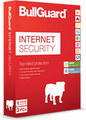 Bullguard Internet Security + Firewall - 3 PC's - 1 an