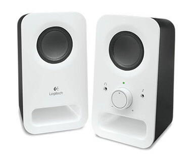 Logitech Z150 WHITE MULTIMEDIA SPEAKERS