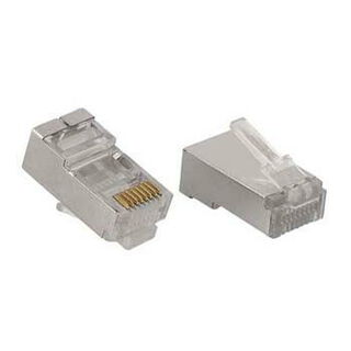 Hama RJ45 UTP CONNECTOR 10 PIECES 46706