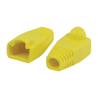 Adv.Cable Tech. RJ45 TULE YELLOW 25 PIECES TT4514