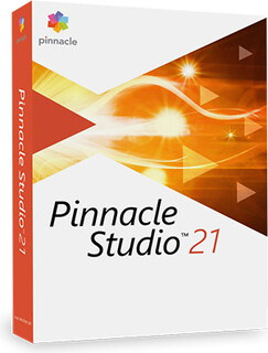 Corel Pinnacle Studio 21 - Standard (NL)