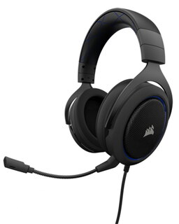 Corsair HS50 STEREO GAMING HEADSET BLUE