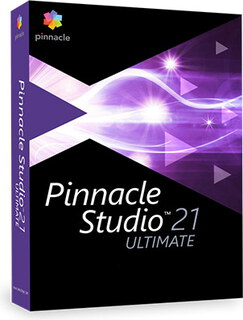 Corel Pinnacle Studio 21 - Ultimate (NL)