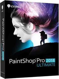 Corel Paintshop Pro 2018 - Ultimate (NL)