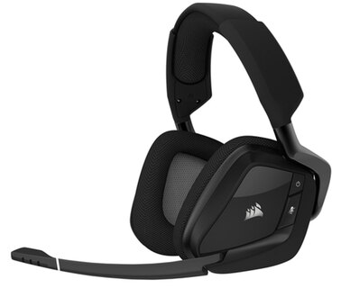 Corsair VOID PRO RGB WIRELESS DOLBY 7.1 - BLACK