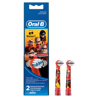 Oral-B Brosettes EB10 Incredible