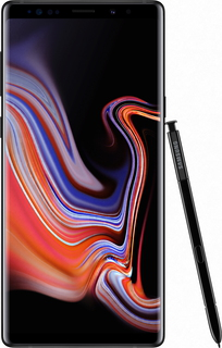 Samsung Galaxy Note9 Midnight Black