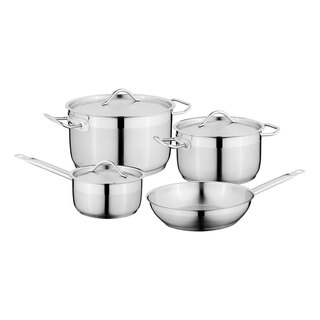 BergHOFF Set de casseroles - Essentials - 7-delig
