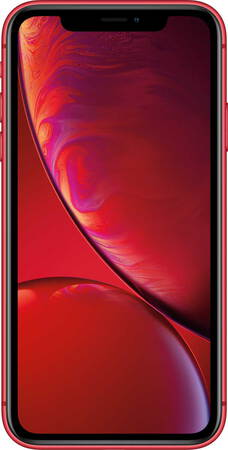 Apple iPhone Xr 64 Go (product) RED™