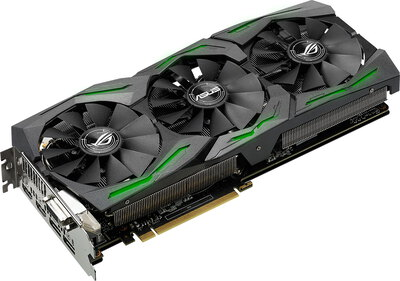 Asus ROG Strix GeForce GTX 1060 - 6 GB GDDR5 - 90YV09Q1-M0NA00