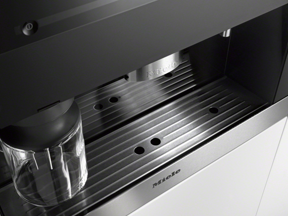Miele machine à café encastrable CVA6405 CS