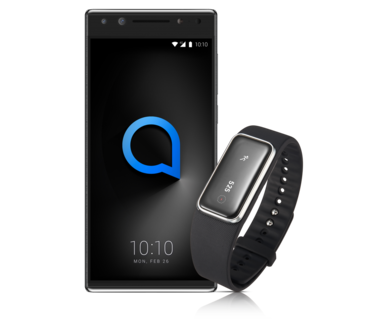 Alcatel Alcatel 5 Metallic Black