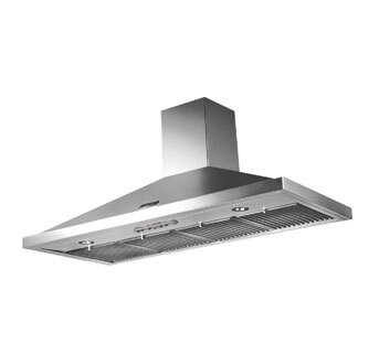 Falcon Hotte décorative FALHDCP90BC/-EU