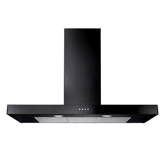 Falcon Hotte décorative UNBHDS110BL