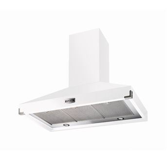 Falcon Hotte décorative FHDSE900WH/N