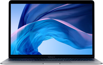 "Apple MacBook Air 13"" 128 GB Spacegrijs"