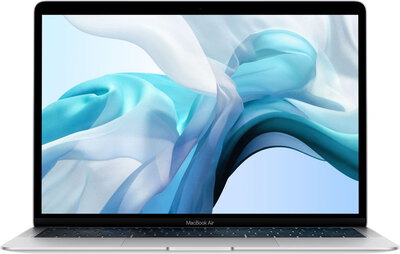 "Apple MacBook Air 13"" 128 GB Zilver"