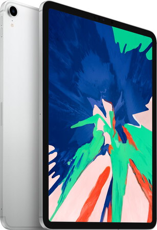 "Apple iPad Pro (2018) 11"" Wi-Fi + LTE 1 To Argent"