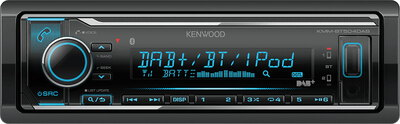 Kenwood KMM-BT504DAB Autoradio
