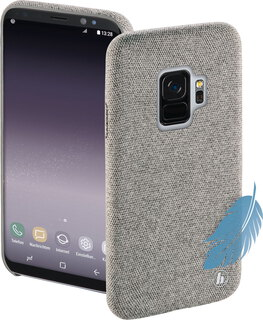 Hama Backcover Cozy pour Galaxy S9 - Gris