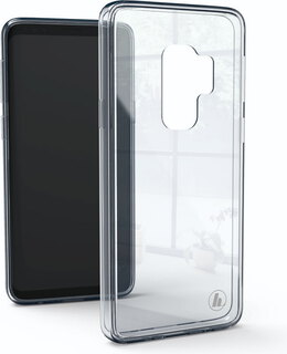 Hama Backcover Glass pour Galaxy S9