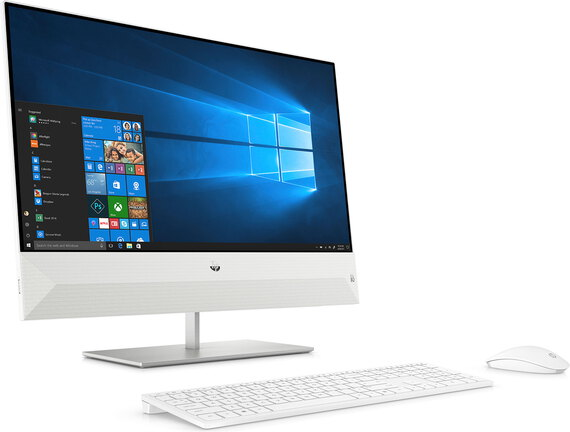 HP Pavilion All-in-One 24-XA0008NB Snowflake White