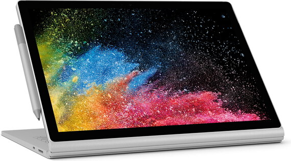 "Microsoft Surface Book 2 15"" Core i7 512 GB - FUX-00005"
