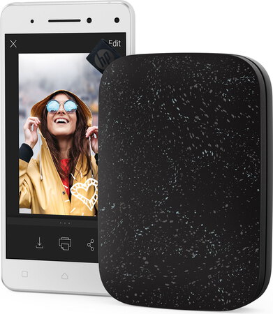 HP Sprocket 200 Noir