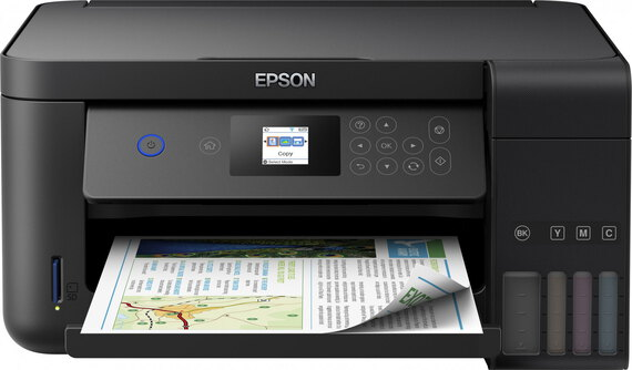 Epson EcoTank ET-2750 Zwart Printer