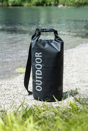Hama Sac outdoor - 40 l. - Noir