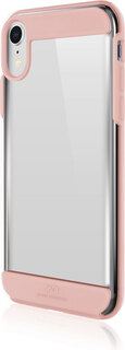 White Diamonds Backcover Innocence Clear voor iPhone Xr - Roségoud