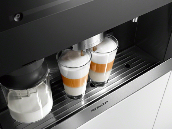 Miele machine à café encastrable CVA 6401 CS