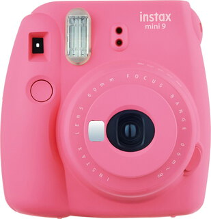 Fuji instax mini 9 Rose
