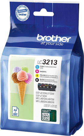 Brother Valuepack LC3213VAL CMYK