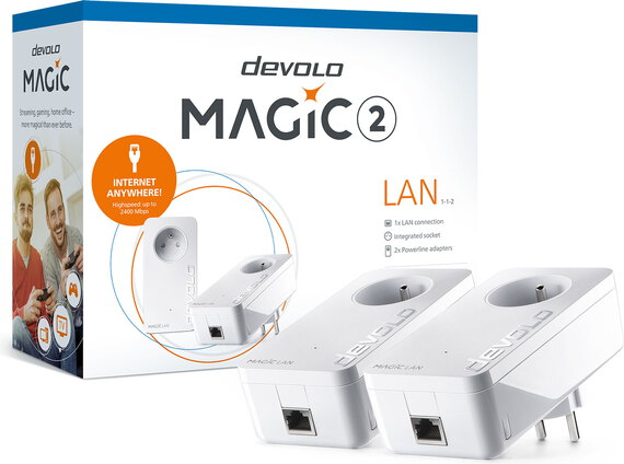 Devolo Starterskit Magic 2 LAN - DEV-8264