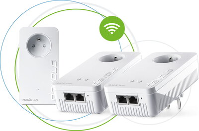 Devolo Multiroom Kit Magic 1 Wi-Fi - DEV-8371