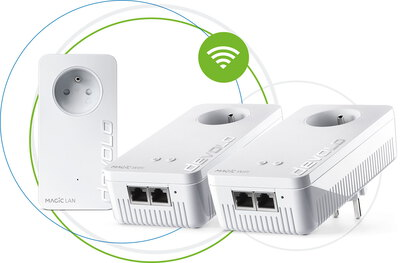 Devolo Multiroom Kit Magic 2 Wi-Fi - DEV-8395