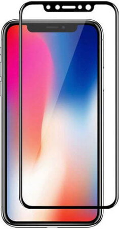 Lindson Curved Glass voor iPhone Xs - DGC-076