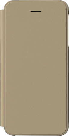 Samsung Flipcover pour Galaxy J4+ - Or