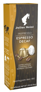 Julius Meinl Capsules Decafa - 10 pack