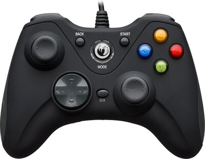 Nacon Gaming controller GC-100XF - Zwart