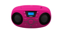 BigBen Bigben Interactive CD61RSUSB cd-speler Portable CD player Roze