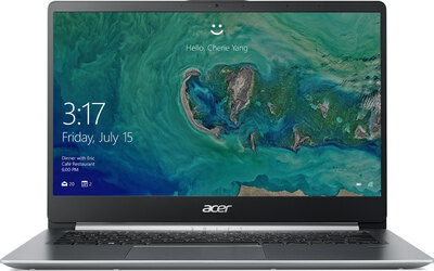 Acer Swift 1 SF114-32-P7QA Sparkly Silver