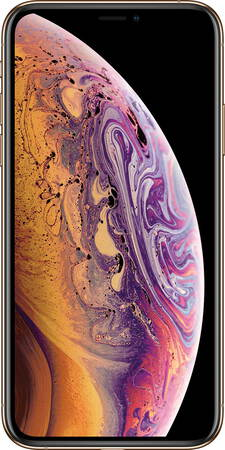 Apple iPhone Xs 256 Go Or