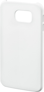 Hama Backcover pour Galaxy S6 - Blanc