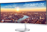 """Samsung 34"""" Curved QLED - LC34J791WTUXEN"""
