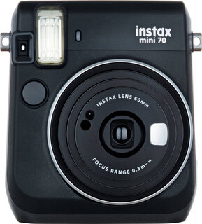 Fuji instax mini 70 Midnight Black