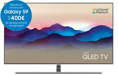"Samsung TV QE75Q7FN (2018) - 75"" QLED Smart Ambient Mode 4K UHD TV"